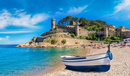 Испания с отдыхом без ночных переездов-1081864965