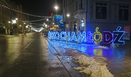 Новый год в Варшаве + Лодзь-1373533362