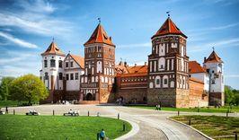 Замки Беларуси-116069689