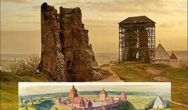 Замки Великого Княжества Литовского-288979659