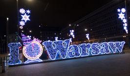 Новый год в Варшаве + Лодзь-1151370422