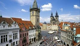 Прага-Чешский Крумлов-Вена-36132102