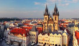 Прага на выходные-875195773