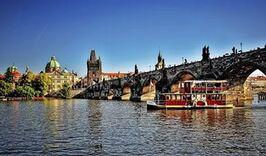 Прага – Дрезден* – Бастай* – замок  Глубока над Влтавой* – Чешский Крумлов* -1138712090
