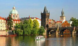 Прага - замок Карлштейн - Дрезден - Вена -2014392979