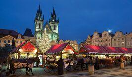В Прагу на Рождество / один ночной переезд-789310615