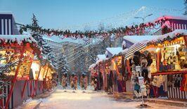 Рождество в Прибалтике! Таллинн - Рига-1205071756