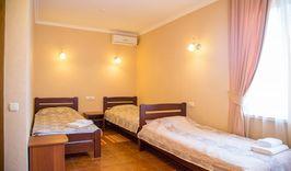 """Отель """"Дельфин"""", Коблево-3-х местный стандарт"""