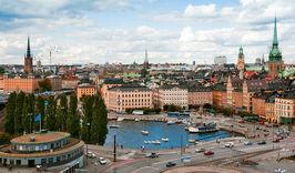 Финляндия - Швеция: круиз на паромах-748727254