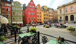 Круиз в Стокгольм-64170378