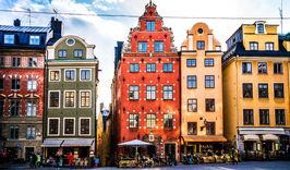 Круиз в Стокгольм-924479373