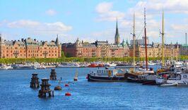 Круиз в Стокгольм-253919803