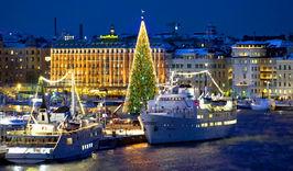 Новогодний Стокгольм (паром)-1056579171