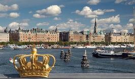 Круиз в Стокгольм-459994246