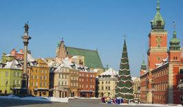 Новый год в Варшаве + Лодзь-667650962