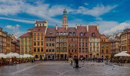 Варшава без ночных переездов-719098690