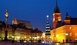 Рождественская Варшава-1455583185