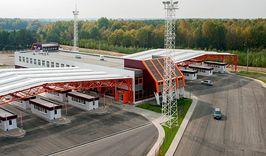 На белорусской границе работает система электронного бронирования очереди!