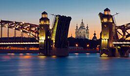 Выходные в Санкт-Петербурге (3 дня/2 ночи)-10951279