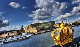 Круиз с ночлегом в Стокгольме-573819720