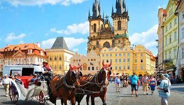 Прага – замок Орлик и крепость Звиков – аутлет Fashion Arena – Либерец-146972987