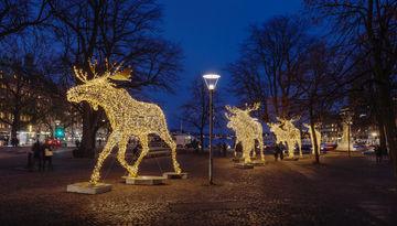 Новый год в Норвегии-953720104