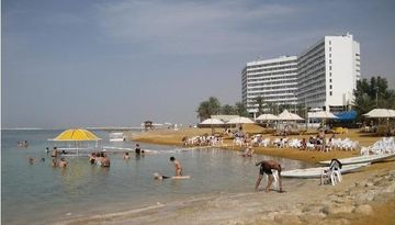 Мертвое море (Эйн-Бокек)-1086974288