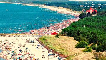 Отдых на Польской Балтике, курорт Леба-1406654447