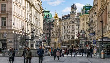 Будапешт-Вена без ночных переездов -616404852