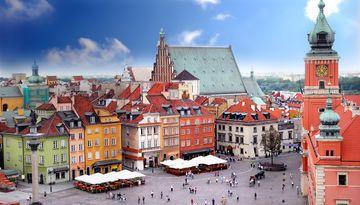 На выходные в Варшаву -1699548467