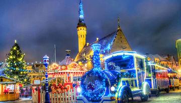 Новогодний Стокгольм (паром)-281140375