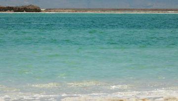 Мертвое море (Эйн-Бокек)