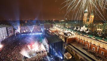Новый год в Варшаве + Лодзь-1849114057
