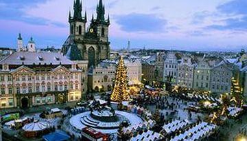 Новогодняя Прага-887899695
