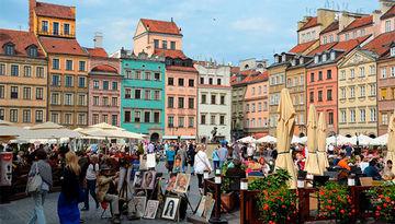 Варшава - Лодзь БЕЗ НОЧНЫХ ПЕРЕЕЗДОВ-1153951612