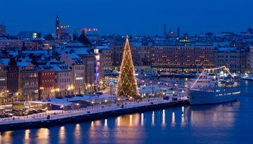Новогодний карнавал в Балтийском море-487800324