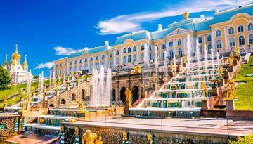 Выходные в Санкт-Петербурге (5 дней/ 4 ночи)-20748236