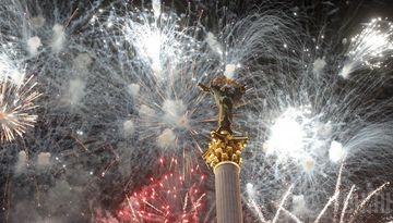 Новый год в Киеве-345875425