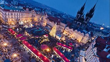 Новогоднее веселье в Кракове-1785026248