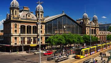Будапешт-Вена без ночных переездов -145369123