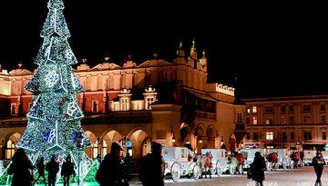 Новогоднее веселье в Кракове-1987257301