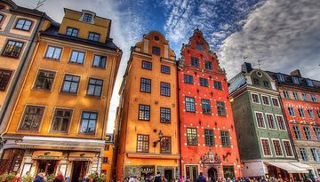 Таллинн - Стокгольм - Норвежские Фьорды - Осло - Дроттнингхольм - Рига-2134825174