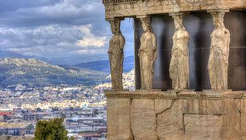 Мифы Древней Греции + отдых в Греции (Афины)-1510487361