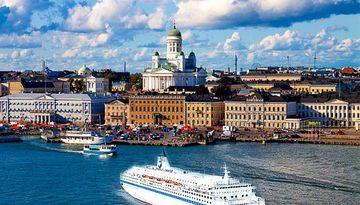 Рига - Стокгольм - Турку - Хельсинки - Таллин-1168079533