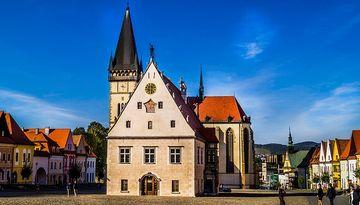 Словакия - маленькая страна больших впечатлений-603844182