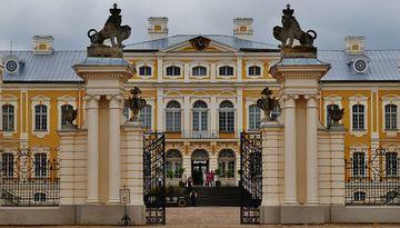Рига - Юрмала - Рундальский Дворец-1180727387