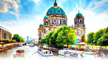 Тур Берлин - Аквапарк «Тропические острова»-2051989127