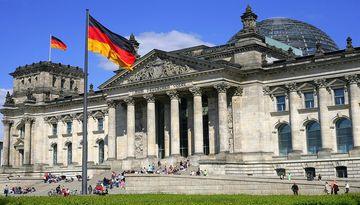 Шопинг в Германии-632904171