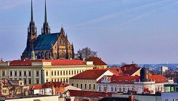 Будапешт - Брно без ночных переездов-1816356788