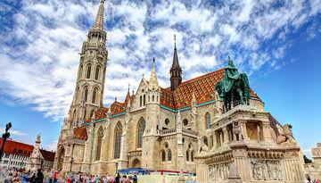 Будапешт - Вена - Прага-799785242